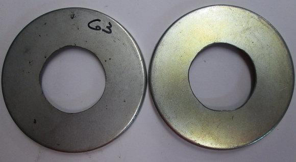 Pair Steering Neck Dust Covers