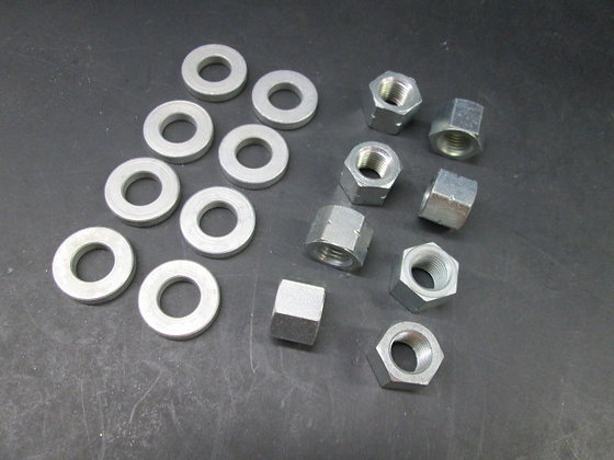 Cylinder Stud Head Washers & Nuts