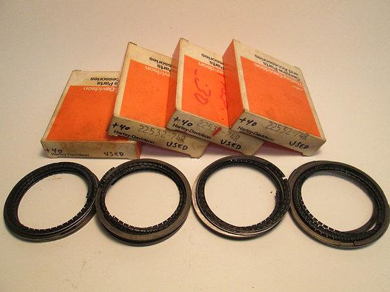 Piston Rings - 40 Over