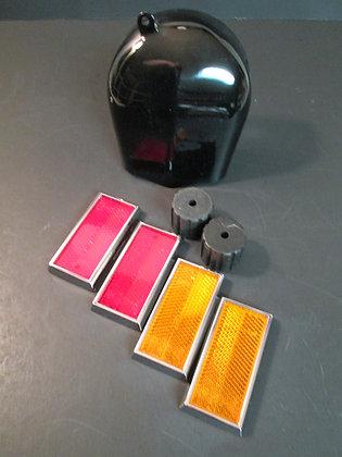 XLCR Horn Cover, Reflectors, Anti-Vibration Mounts
