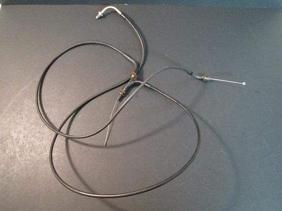 Throttle Cables - XR750 XRTT