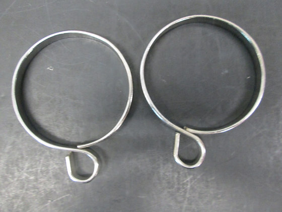 Marzocchi Fork Boot Clamps