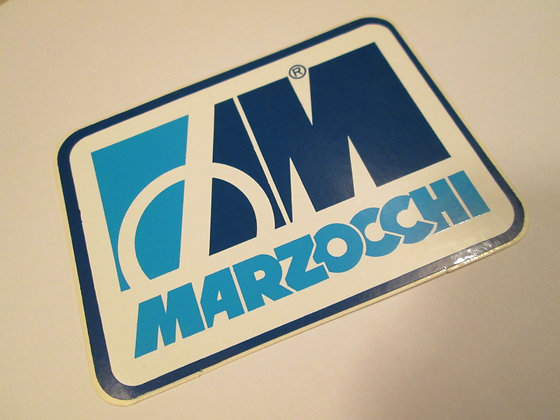 Marzocchi Decal 80 XR's
