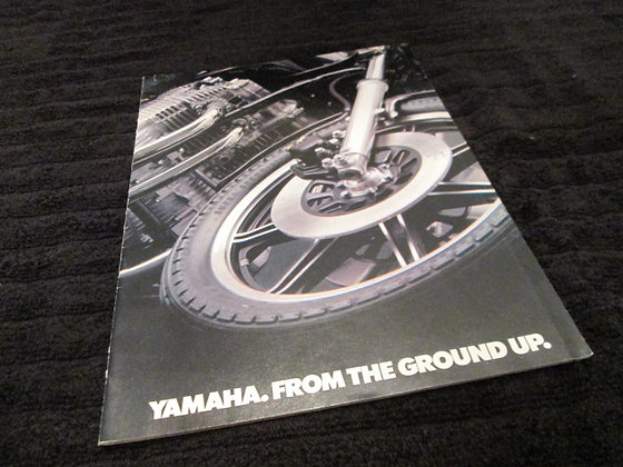 Yamaha 1979 Sales Brochure with Full Line Up