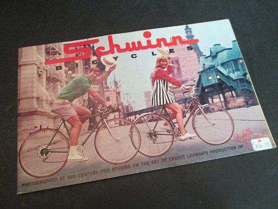 1969 Schwinn Bicycles Sales Brochure