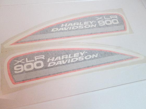 XLR900 Harley Davidson Tank Decal