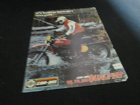 Can-am Motorcycles Sales Flyer 125, 175, & 250