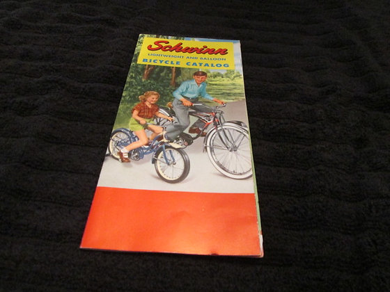 Schwinn Bicycles Sales Catalog
