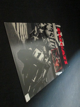 Ducati Sales BrochureSport Paso 900 Super Sport
