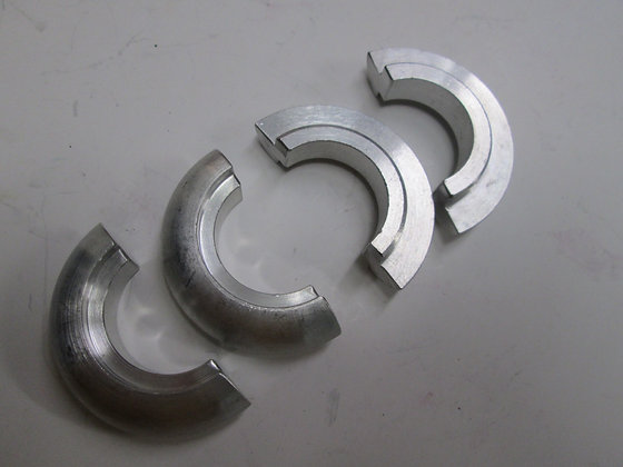 XR750 XRTT Special Heavy Duty Aluminum Brackets