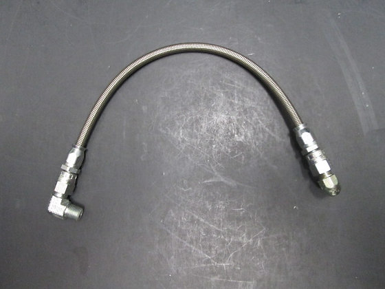 Stainless Braided Master Cylinder to Brake Line
