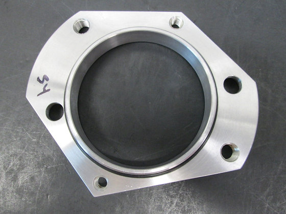 Mag Adapter Plate w/ O-ring