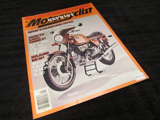 Motorcyclist Feb 1976 Cycle News March 1973