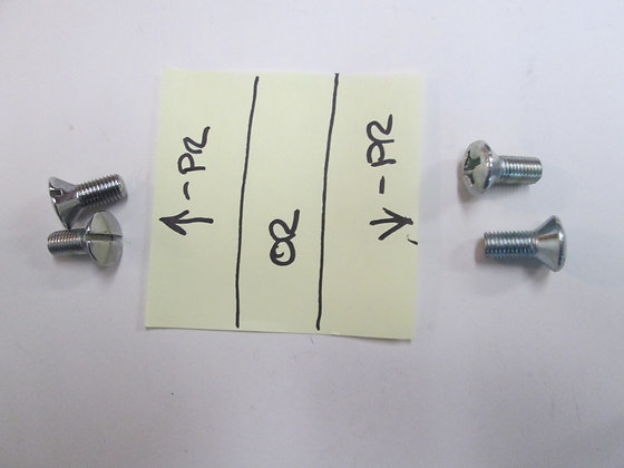 XLCR XR750 & Sportster Air Cleaner Cover Bolts