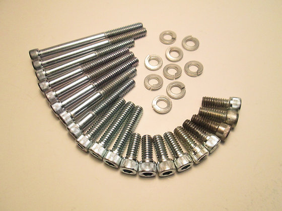 Screw Sets - Primary Cover & Cam Cover