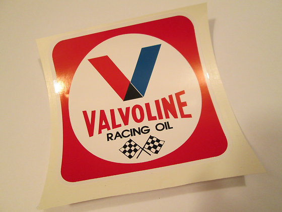 Valvoline Racing Decals (pr) XR XRTT