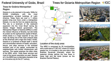 4-UFG - Trees for Goiania Metropolitan R
