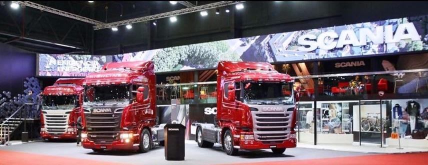 Salón del Automovil - Scania