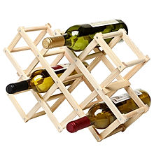 Folding winerack wine-rack