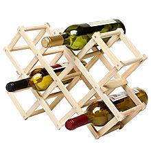 Folding winerack wine-rack