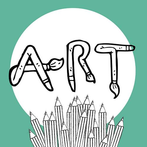 Art Class Year Pass - 33 Classes