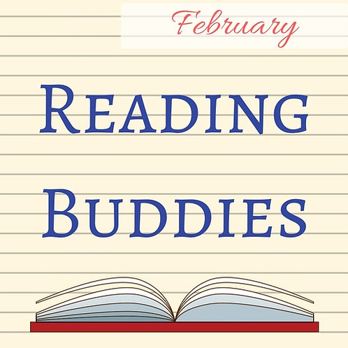February Reading Buddies