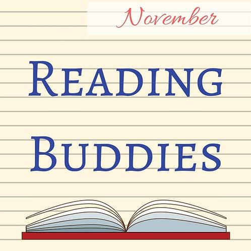 November Reading Buddies