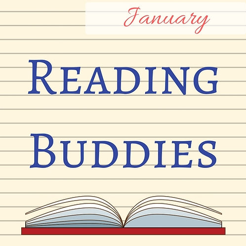 January Reading Buddies