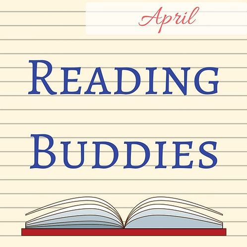 April Reading Buddies