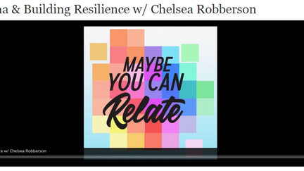Trauma & Resilience - Maybe You Can Relate Podcast