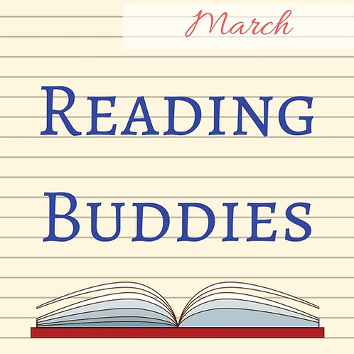 March Reading Buddies