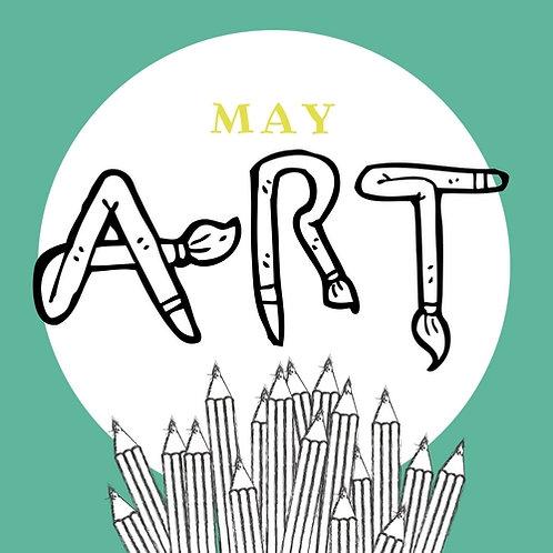 May Art - 3 Classes