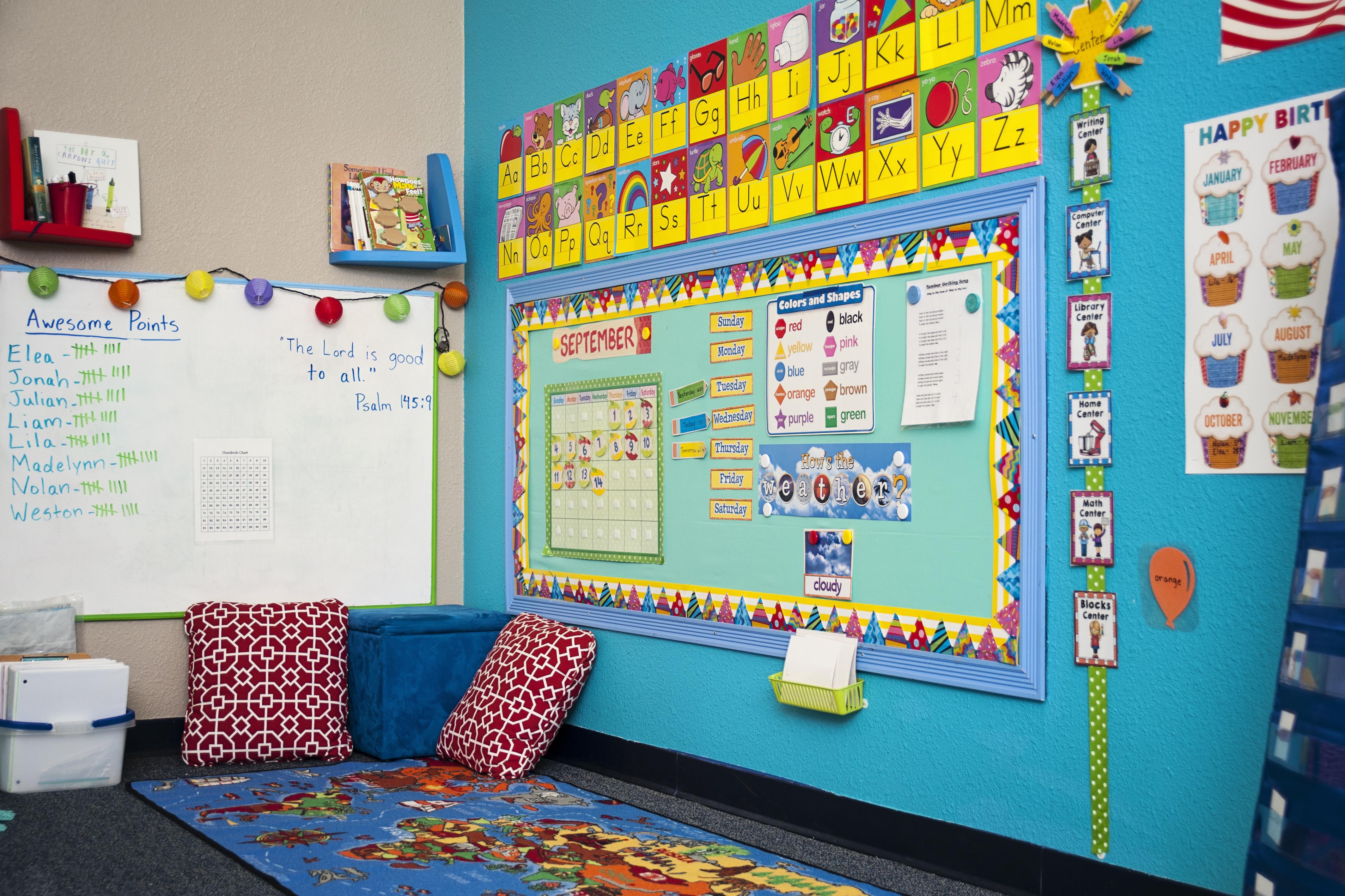 Kindergarten Circle Time