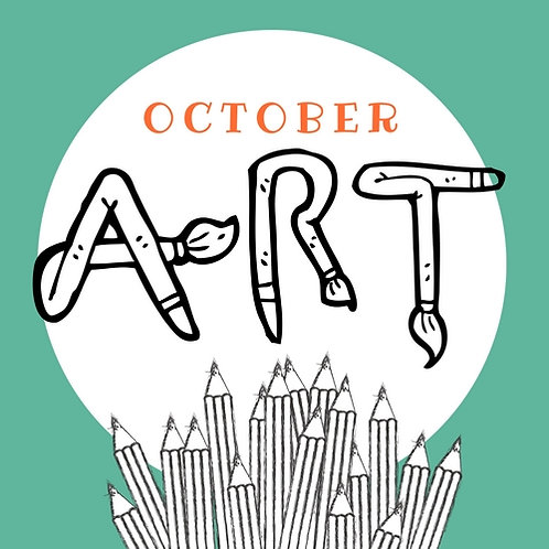 October Art - 5 Classes