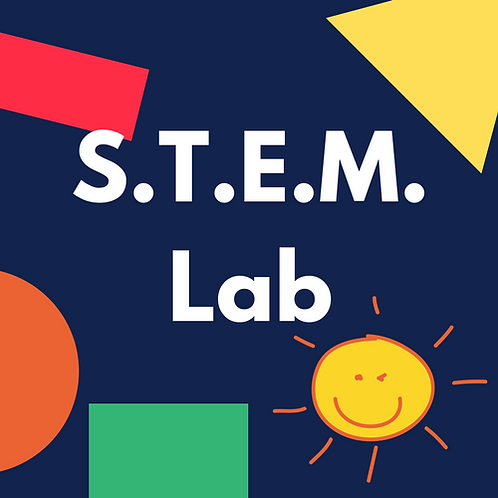 S.T.E.M. Lab Year Pass - 28 Classes