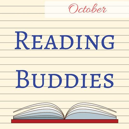 October Reading Buddies