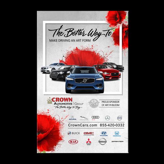 Event Announcement Flyer