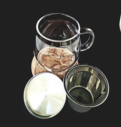 Tea Mug with Infuser