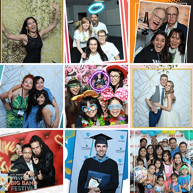 photo booth rental vancouver