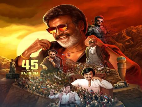 45 years of Rajinism