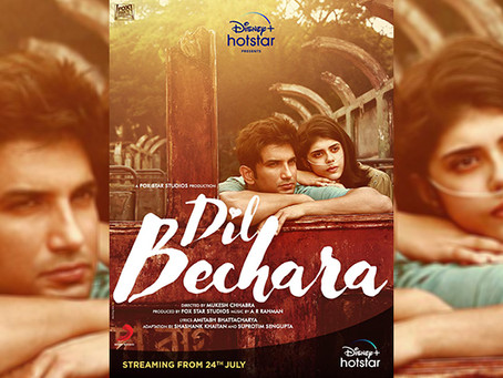 Dil Bechara: Music Review
