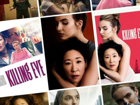 Killing Eve: A bloody world tour!