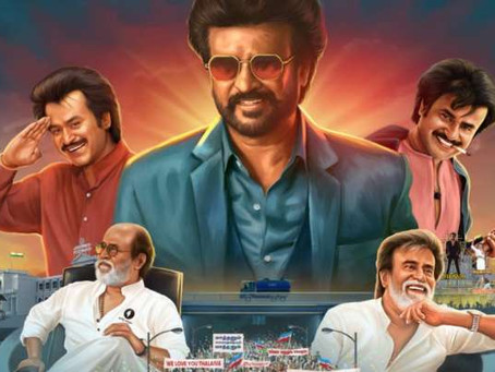 To Thalaivar... With love