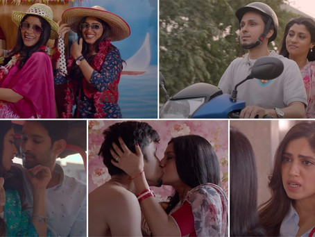 Dolly Kitty Aur Woh Chamakte Sitare: Review
