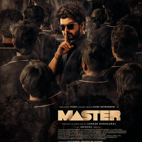 Master - A very good attempt at content driven commercial cinema