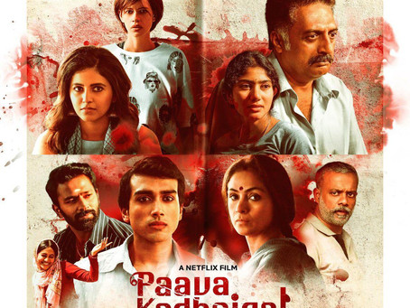 Paava Kadhaigal on Netflix: An intense watch to say the least