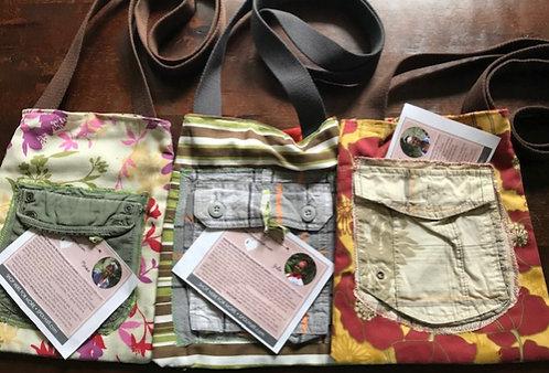 """Small""""Kavu """"style bag"""