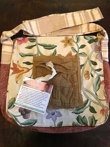 Amanda Messenger Bag
