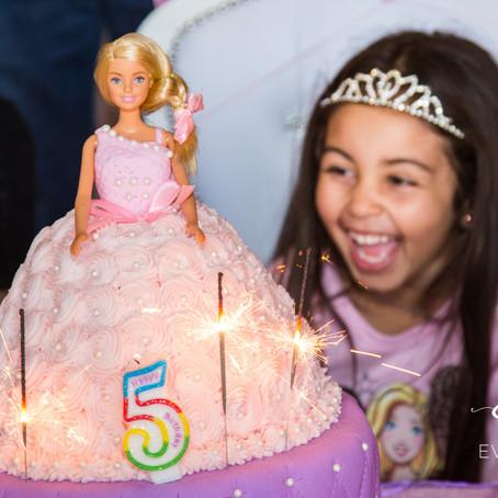 Marishka's 5th Birthday