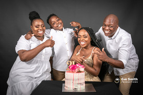 Tintswalo family shoot